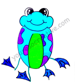 Frog Craft Project