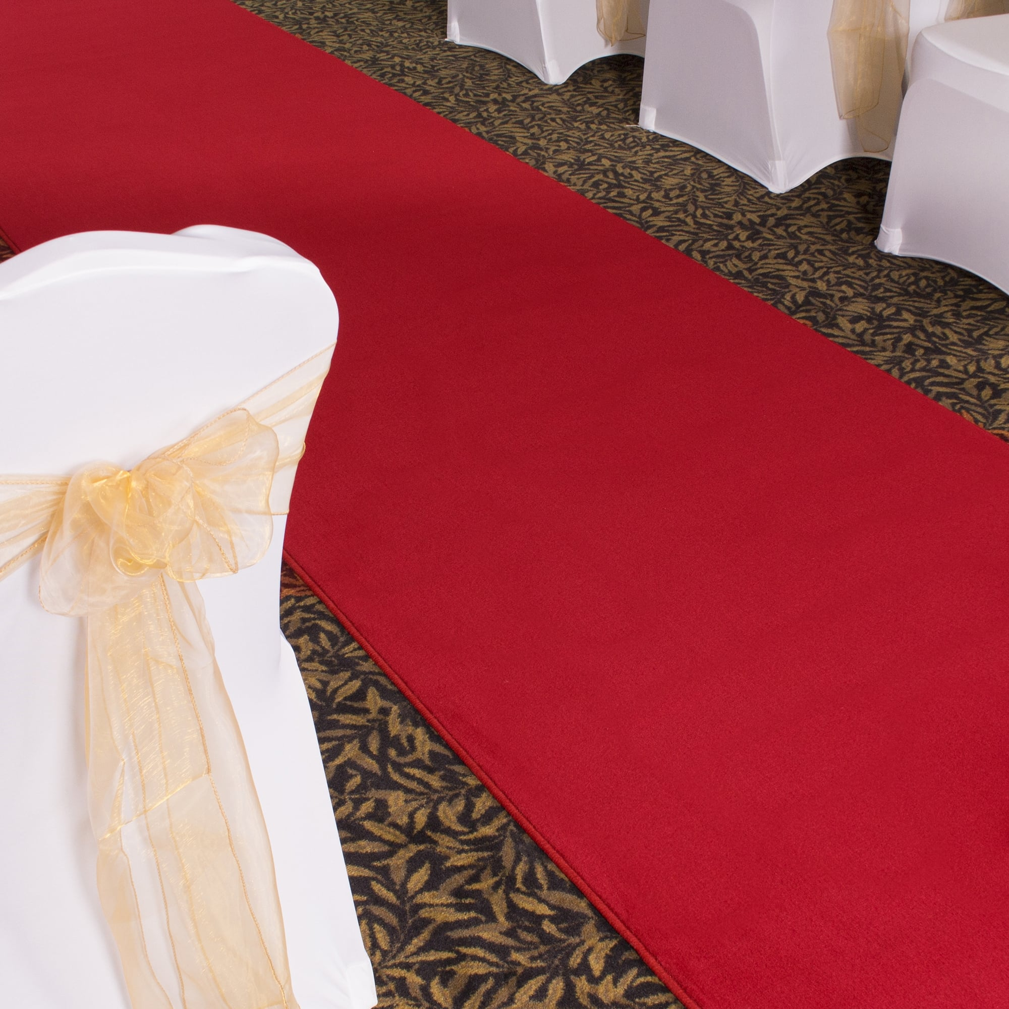 wedding chair covers hire hertfordshire therapeutic office carpet/aisle runner – red | events weddings, dj, audio & pa hire, lighting ...