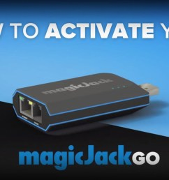 see our full step by step guide below to get your magicjack device up and running in no time via the www mjreg com website we have included actual pictures  [ 1280 x 720 Pixel ]