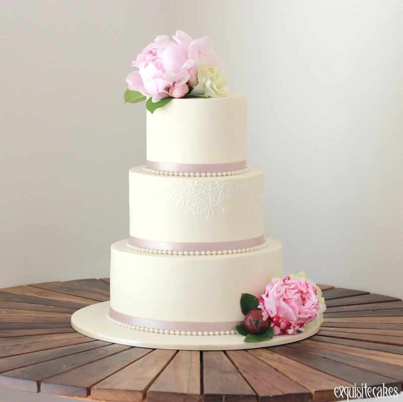kitchen designs on a budget high gloss cabinets sydney wedding cakes - rustic, fondant & homestyle