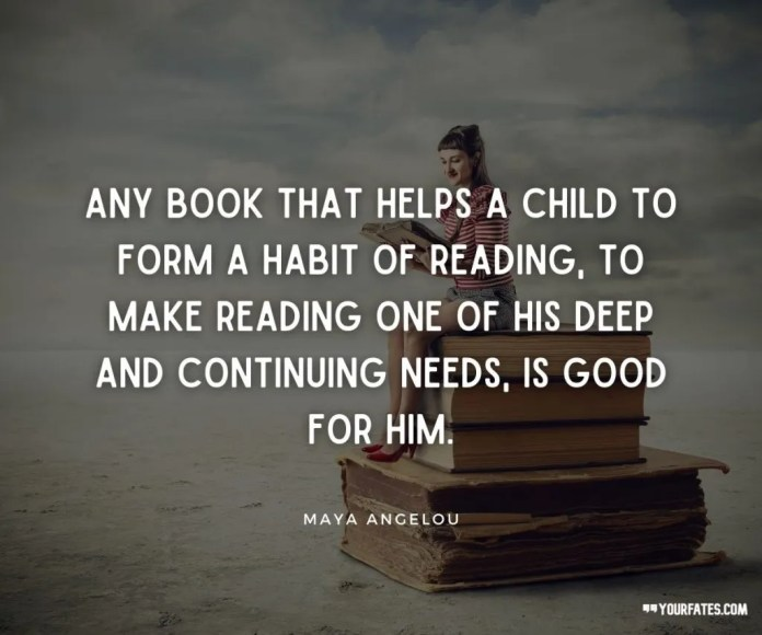 reading quotes for children