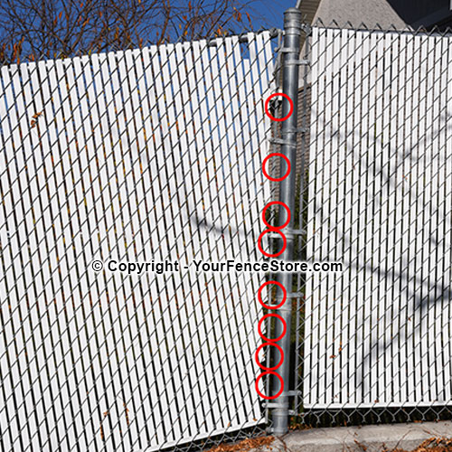 Image Result For Building A Chain Link Fence