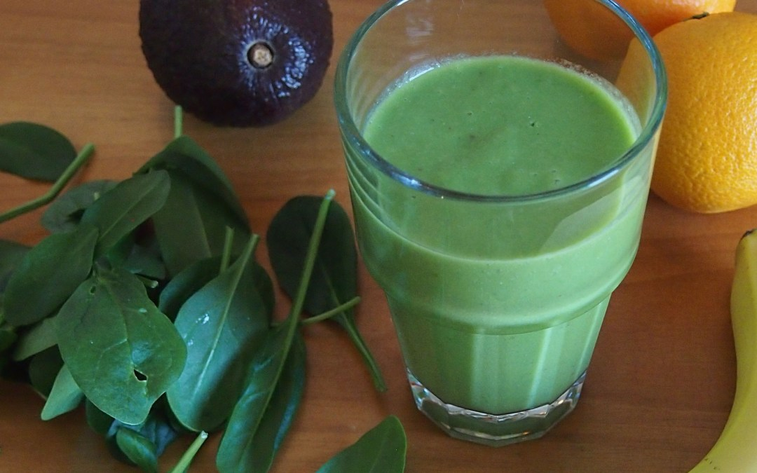 My Favorite Go-To Fertility Boosting Smoothie