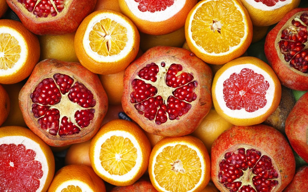 5 Fabulous Fertility-Boosting Winter Fruits