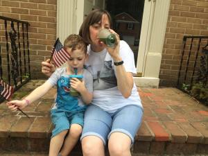 July 4th Fertility Smoothie | Stephanie Roth | Your Fertile Self