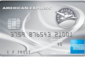 American Express® AIR MILES®* Platinum Credit Card-Product Image