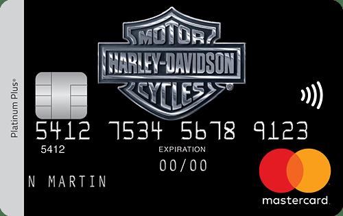Harley-Davidson® Mastercard®-Product Image