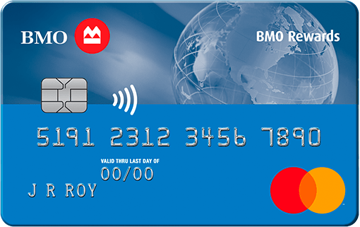 BMO Rewards® Mastercard-Product Image