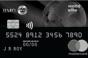 BMO World Elite™* Mastercard®*-Product Image