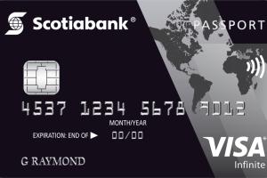 Scotiabank Passport™ Visa Infinite* Card-Product Image