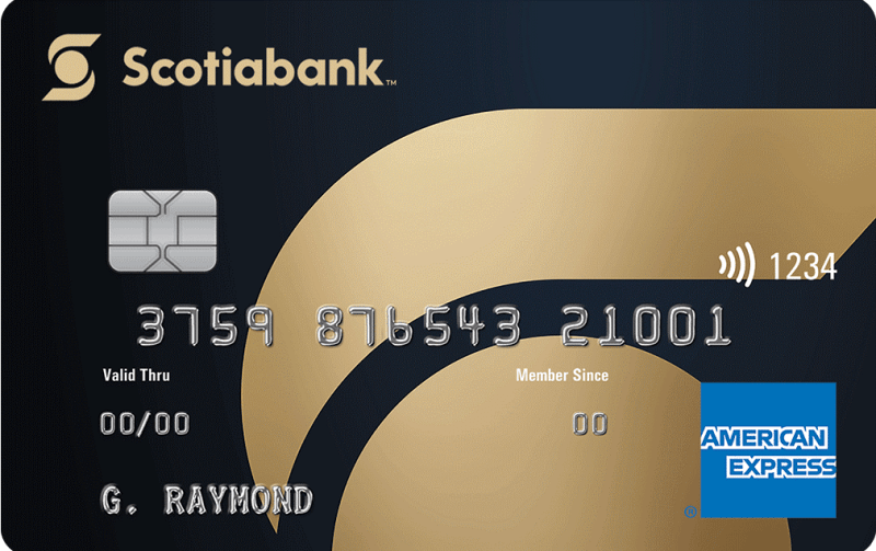 Scotiabank®* Gold American Express® Card-Product Image