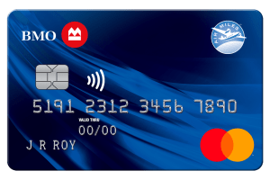 BMO AIR MILES®† Mastercard®* for Students-Product Image