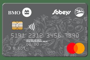 BMO Sobeys AIR MILES®† Mastercard®*-Product Image