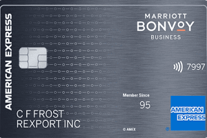 Marriott Bonvoy™ Business American Express® Card-Product Image