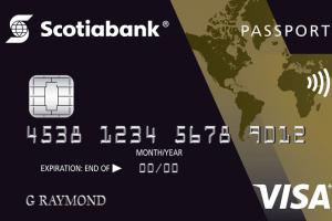 ScotiaGold Passport® VISA* Card-Product Image