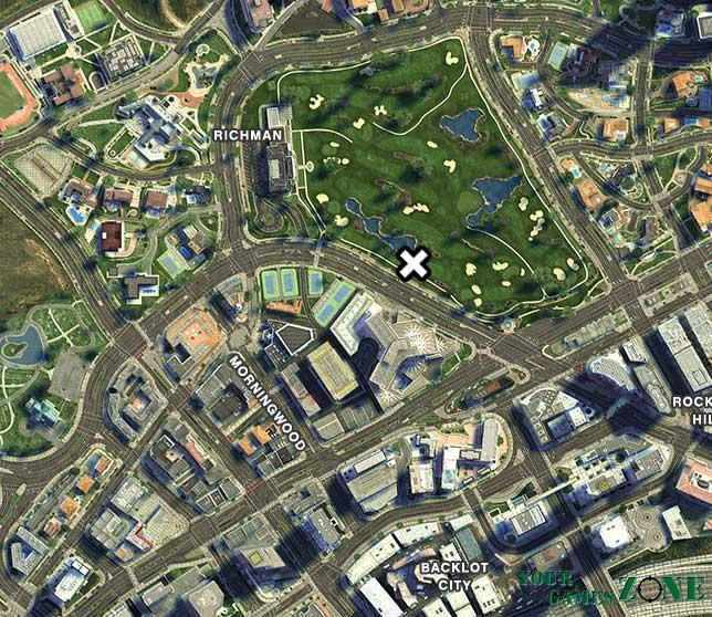 GTA 5  Mapa Fragmentos Nave Espacial  Spaceship Parts