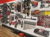 Wall Organization System & Accessories - Your Garage Organizer