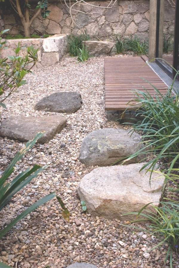 backyard japanese garden narrow