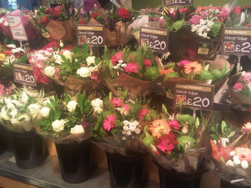MORRISONS FLOWERS Prices Occasions Order Information