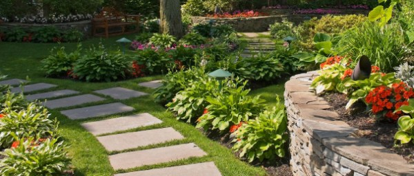 landscape design in central florida