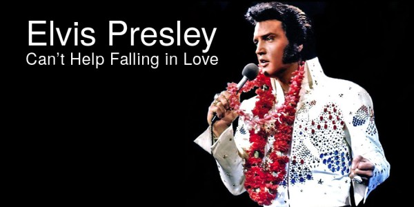 Cant Help Falling In Love Chords By Elvis Presley