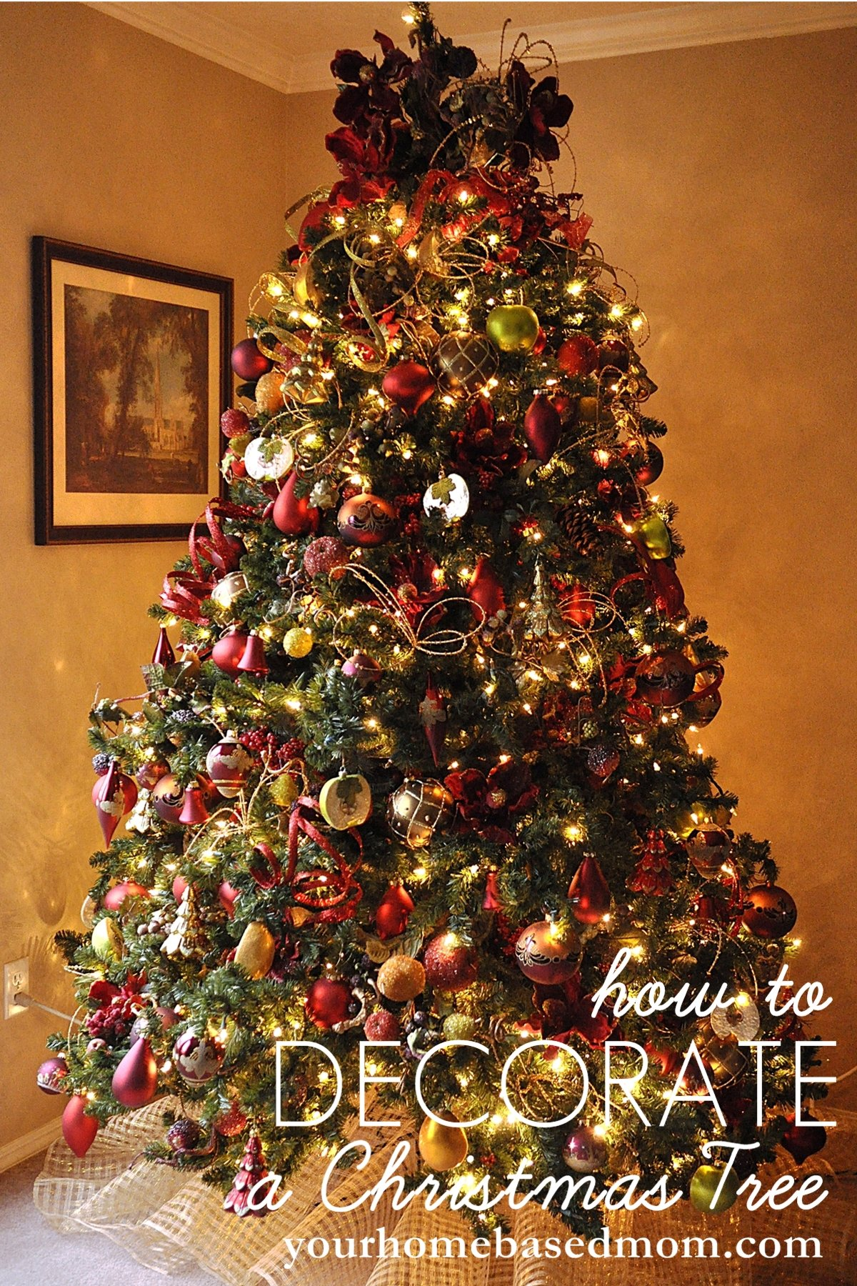 Images Christmas Trees Decorated