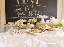 Tea Party Bridal Shower Theme - your homebased mom