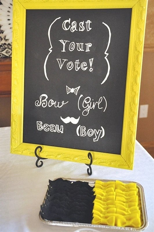 What Will It Bee Baby Shower Your Homebased Mom