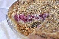 Raspberry Cream Pie Recipe  Dishmaps