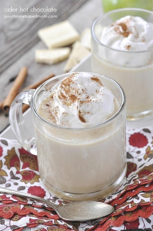 Cider Hot Chocolate Recipe | Your Homebased Mom