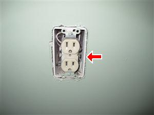 Outlet Wiring 6 Wires Main Electrical Inspection Your Home Inspection Checklist