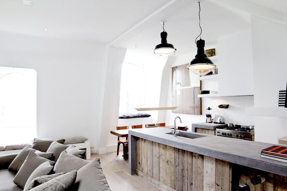 Amsterdam apartment designet by denoldervleugels your house idea