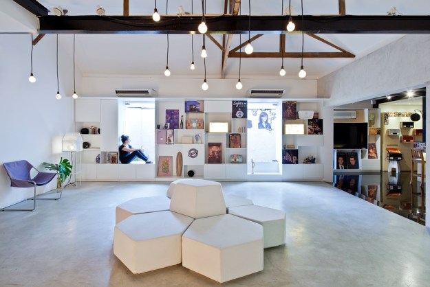 Bediff Exhibition Space designed by ESTUDIO BRA 3