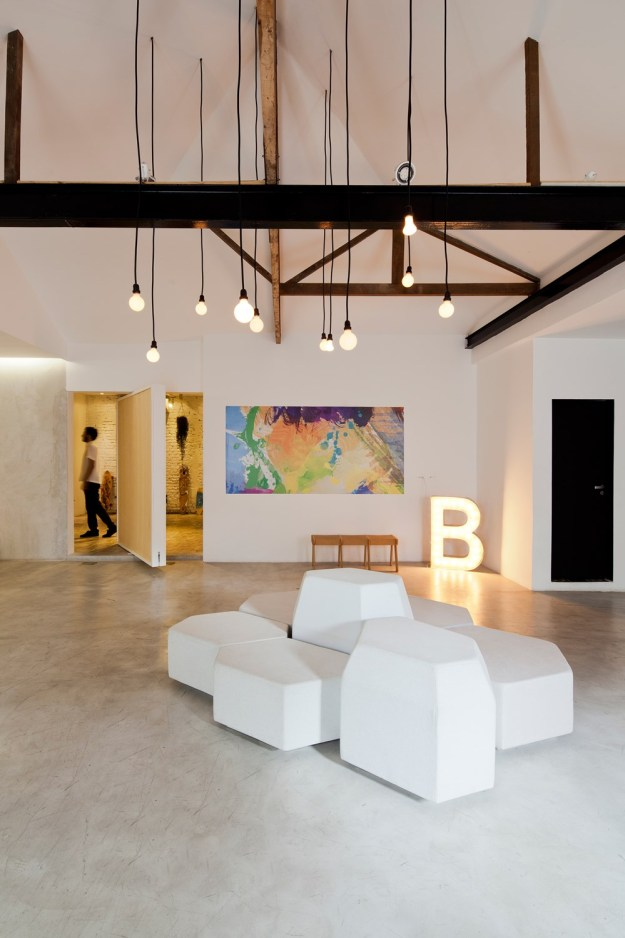 Bediff Exhibition Space designed by ESTUDIO BRA 5