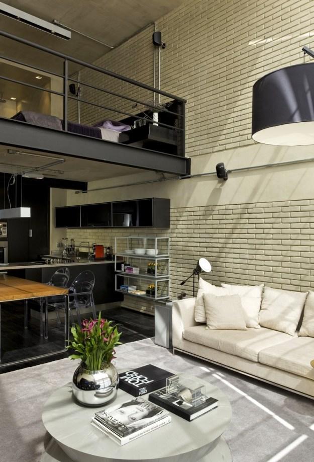 Industrial Loft designet by Diego Revollo 10