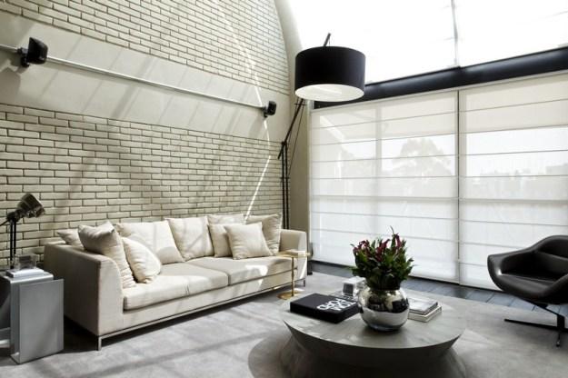 Industrial Loft designet by Diego Revollo 11