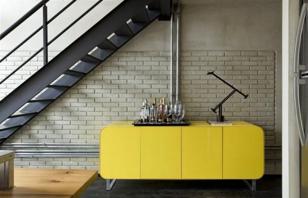 Industrial Loft designet by Diego Revollo 18