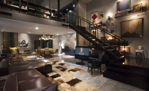 Loft 44 designet by CASAdesign Interiores 1