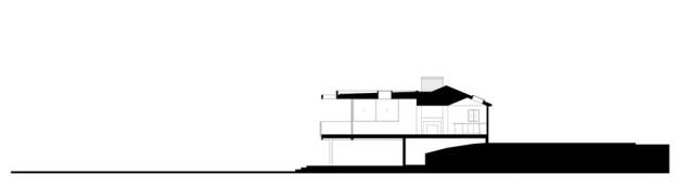 Morris House designet by Martin Fenlon Architecture 12