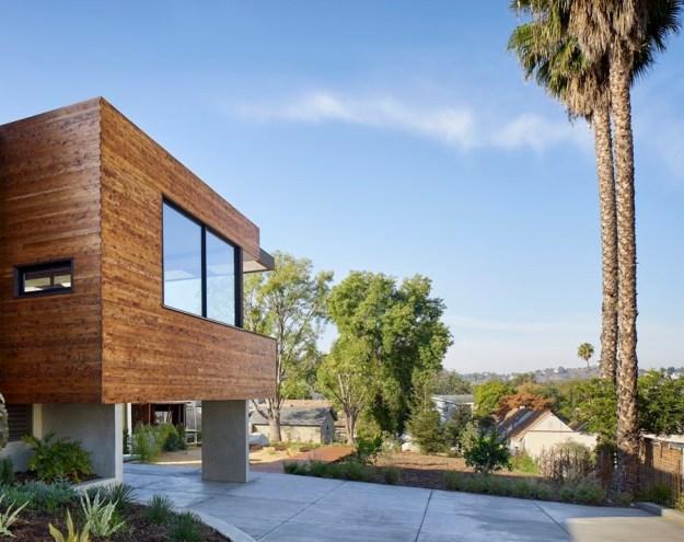 Morris House designet by Martin Fenlon Architecture 9