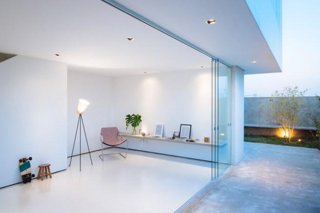 Sorocaba House designed by ESTUDIO BRA 2
