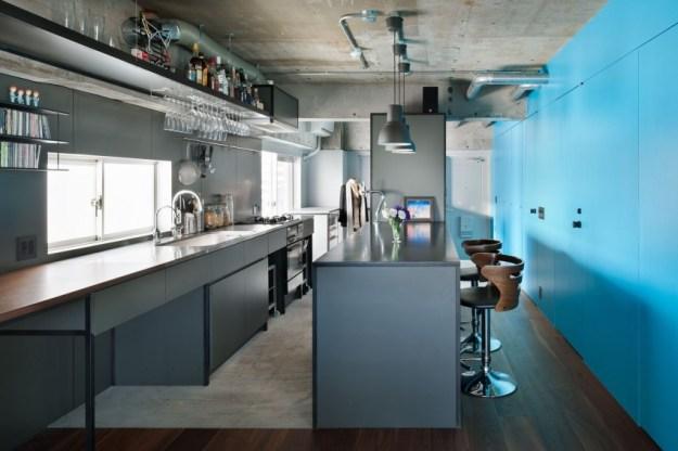 Ao Studio designed by Keiji Ashizawa Design 1