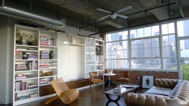 Houston Loft designed by CONTENT Architecture 1
