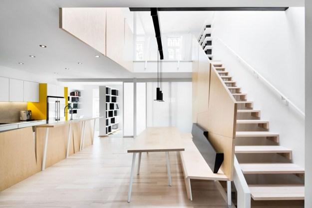 Lajeunesse Residence designed by Naturehumaine 1