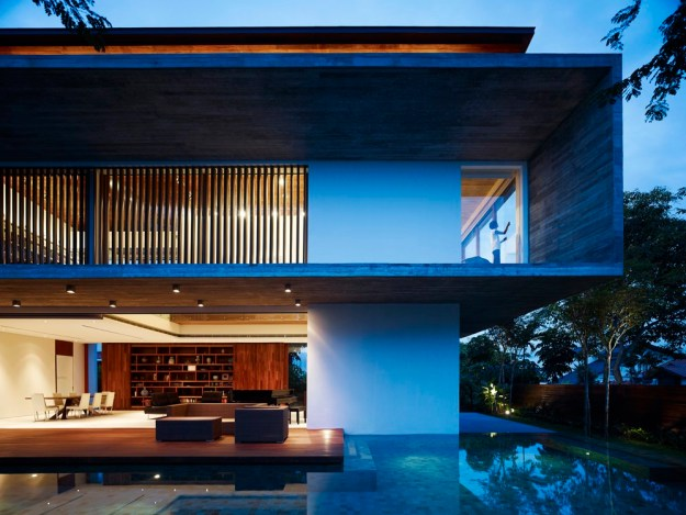 M-House designed by ONG&ONG Pte Ltd 2