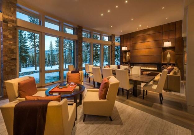 Martis Camp – Lot 189 designed by Swaback Partners 5
