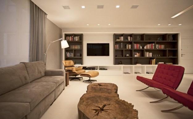 The LRF Apartment designed by Paula Martins Arquitetura 2