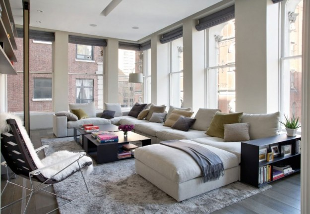 Bond Street Loft designed by Axis Mundi Design 1
