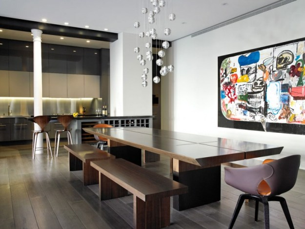 Bond Street Loft designed by Axis Mundi Design 4