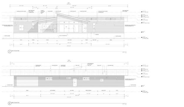 Horizon House designed by MF Architecture 15
